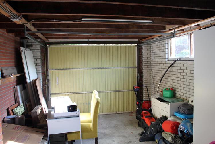 Verbouwen garage tot slaapkamerkantoor  Werkspot