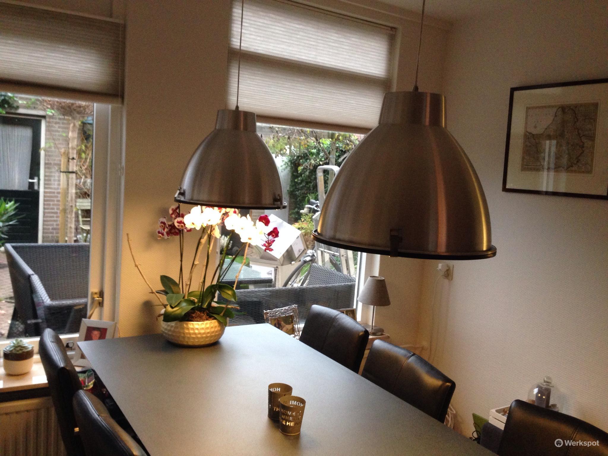 Hoogte Lamp Woonkamer