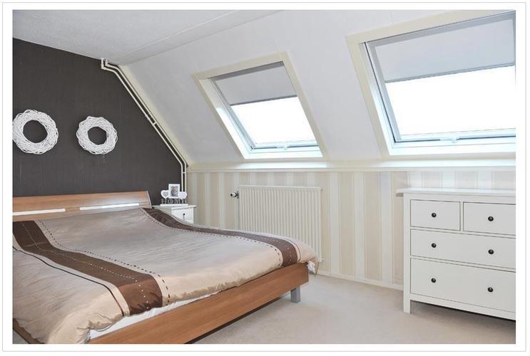 Glasvlies behangen en schilderen van slaapkamer  Werkspot