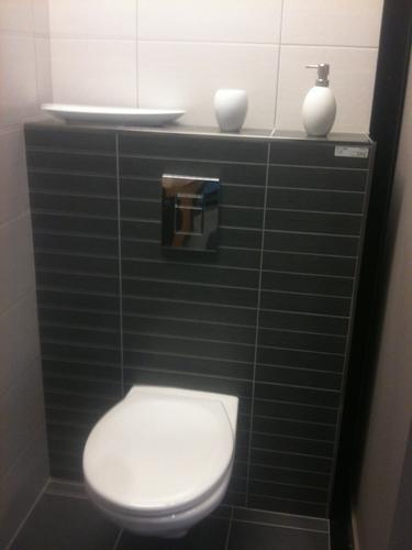 wc wanden tegelen  Werkspot
