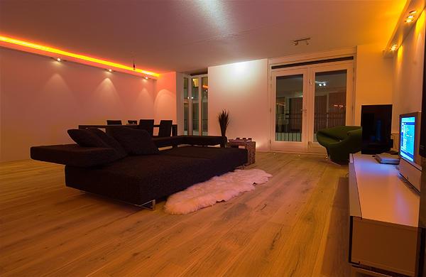 Plaatsen koof voor inbouwspots en LEDstrip  Werkspot