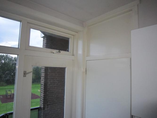 Binnenschilderwerk 3k flat houtwerk muren en plafonds