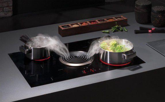 Plaatsen van een BORA BASIC inductie kookplaat in keuken