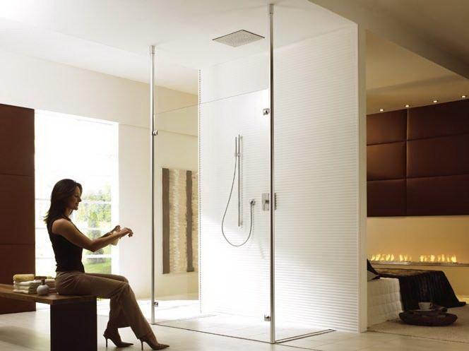 Ontwerpen en maken open douche in slaapkamer  Werkspot