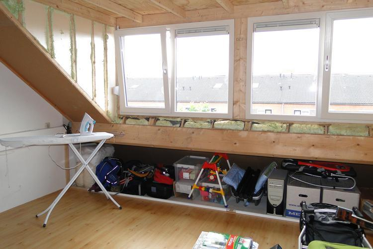 Zolder aftimmeren na plaatsing dakkapel  Werkspot