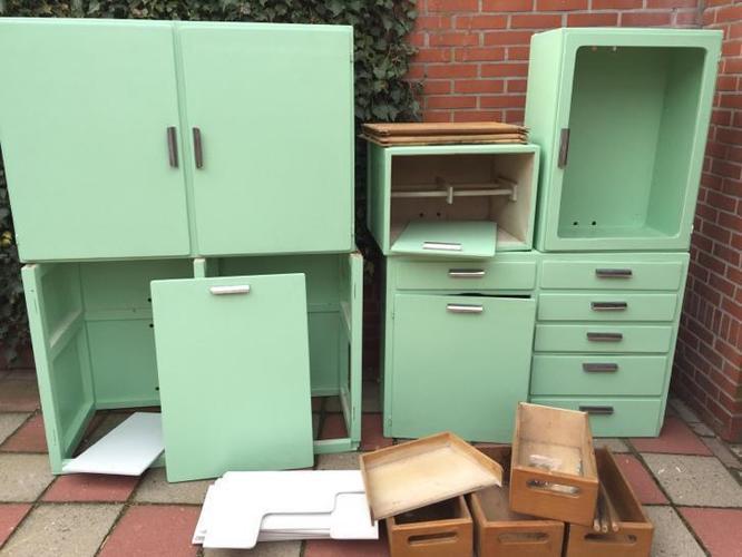 Monteren oude Bruynzeelkeuken Piet Zwart  Werkspot