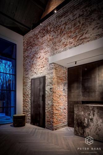 Industrile bakstenen muur gezocht  Werkspot
