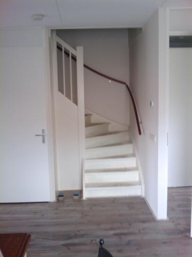 Afsluiten trapgat  Werkspot