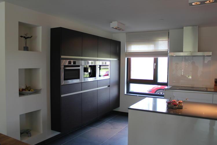 Nisje maken voor de inbouw van keuken kasten  Werkspot