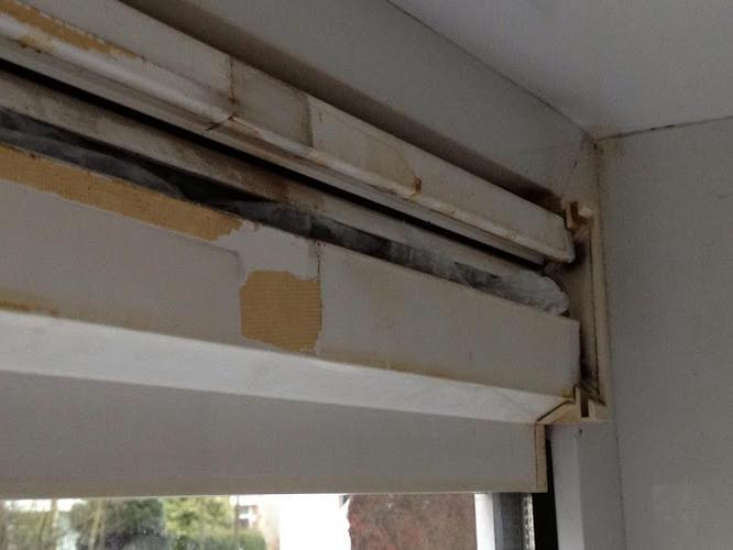 Ventilatierooster boven raam vervangen  Werkspot