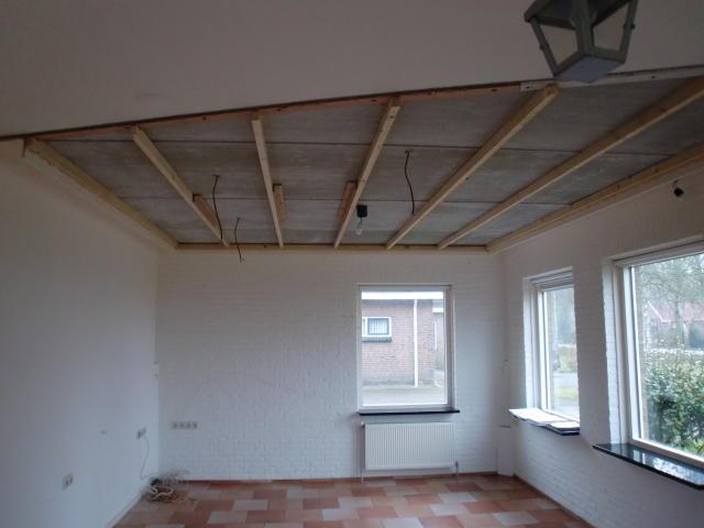 afmaken van een verlaagd plafond  Werkspot