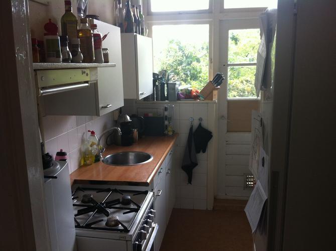 Kleine keuken in appartement verbouwen  Werkspot