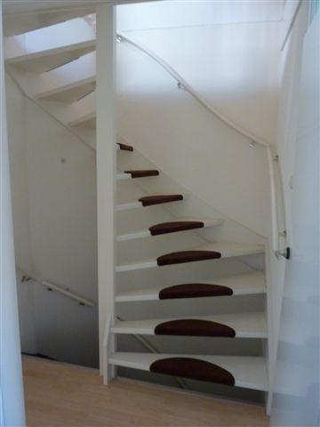 Vlizo vervangen door vaste trap naar zolder  Werkspot
