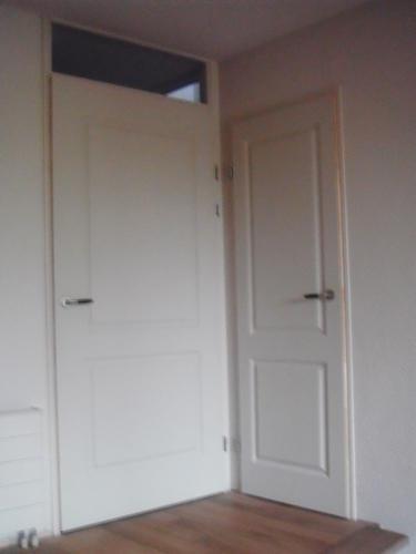 5 binnendeuren  deurkozijnen schilderen  Werkspot