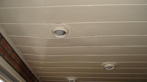 houten plafond vervangen  Werkspot