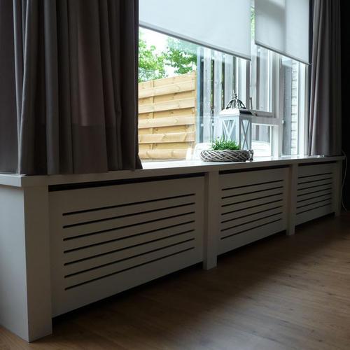 Radiator ombouw en bijpassende vensterbanken  Werkspot