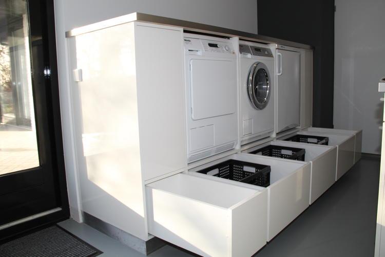 Wasmachine  Droger kast op maat  Werkspot