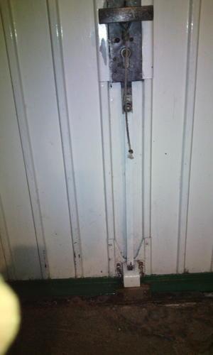 garagedeur sluiting vernieuwen  Werkspot