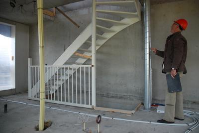 beton zagen tbv trapgat  Werkspot