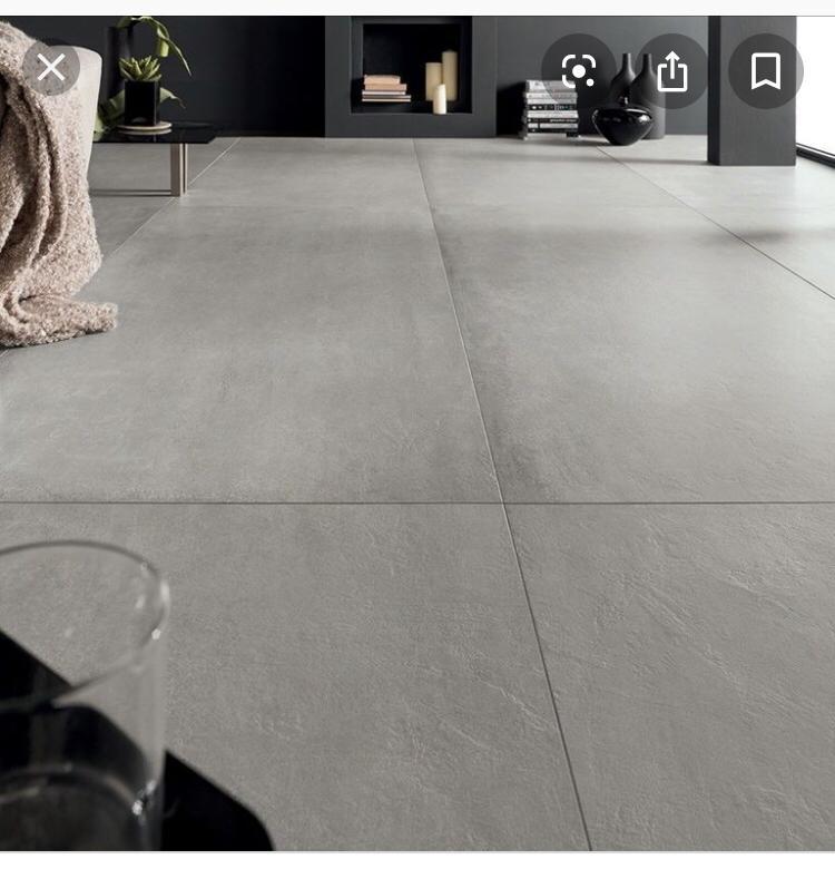 Tegels zetten 48 m2 Vloer Keuken Gang Woonkamer
