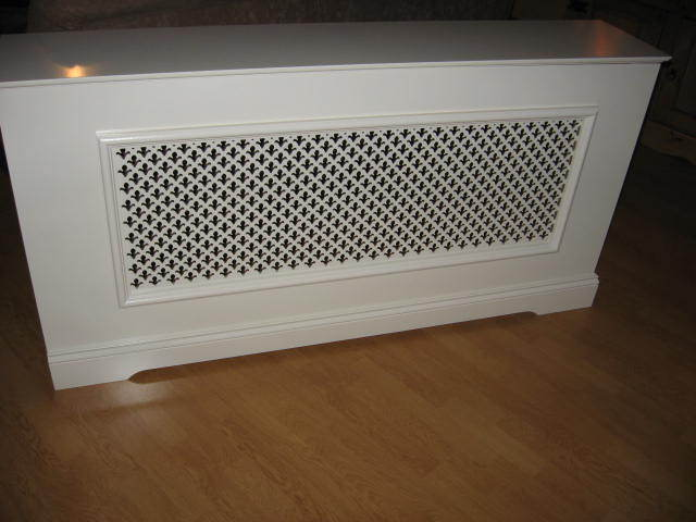 Alles voor een radiator ombouw excl montage  Werkspot
