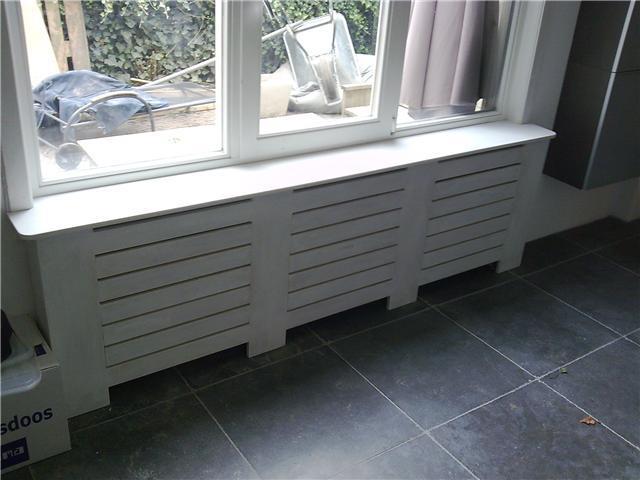 Vervanging vensterbank 2x incl radiatorombouw  Werkspot