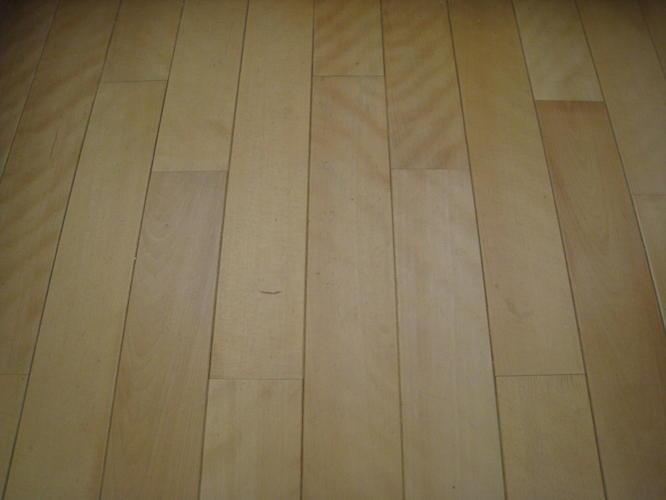 beuken parketvloer schuren en whitewash verven  Werkspot