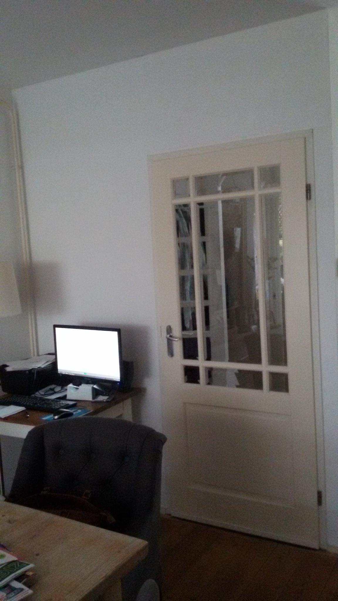 Schuifdeur plaatsen woonkamer ipv draaiende deur  Werkspot