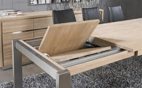 Uitschuifbare tafel maken  Werkspot