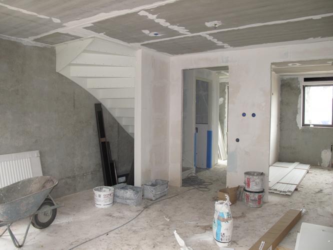 kast onder dichte trap maken  Werkspot