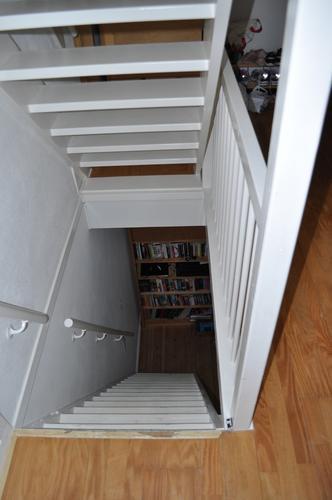 Trapgat en trap verplaatsen nieuwe trap plaatsen  Werkspot