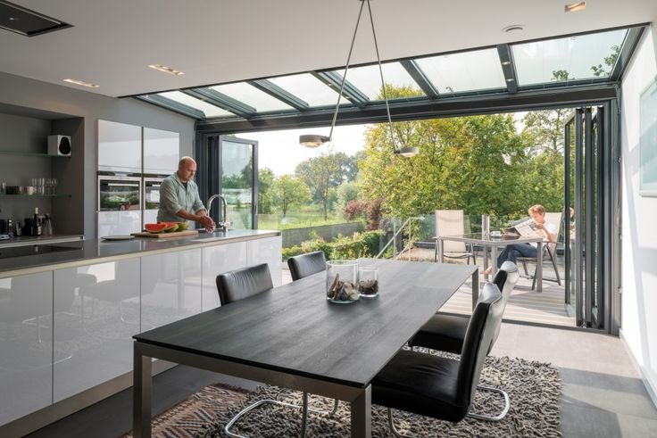 architect interieur aanbouw serre ontwerpen  Werkspot