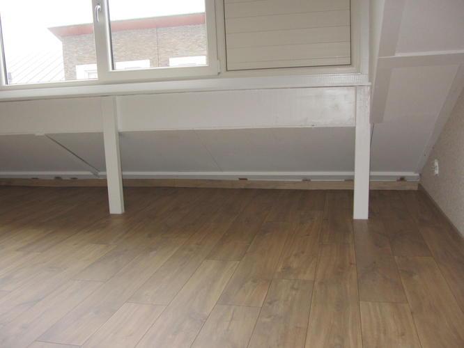 Kast voor schuine wand  knieschot deurtjes  Werkspot