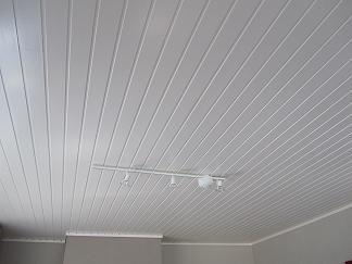 Plafond vernieuwen met MDF platen  Werkspot