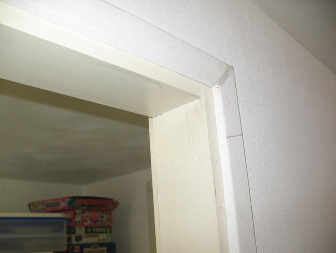 Schuifdeur plaatsen en kozijn verwijderen en stucen