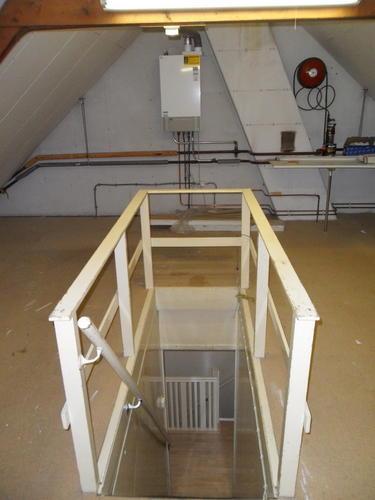 Inmeten maken en plaatsen trap naar zolder  Werkspot