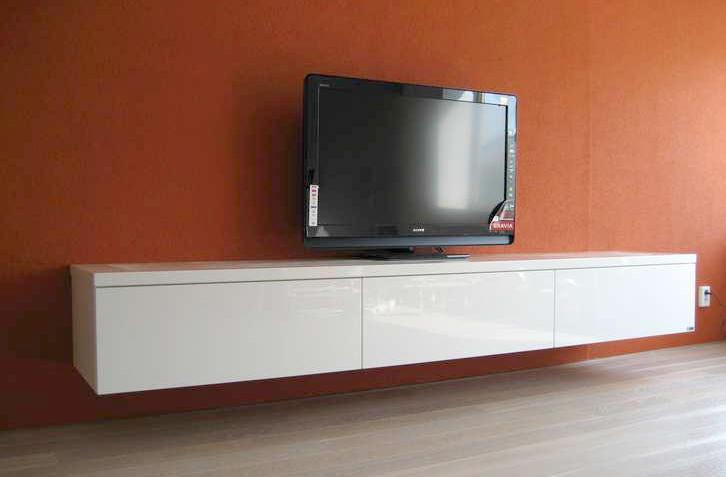 Zwevend TVmeubel  Werkspot