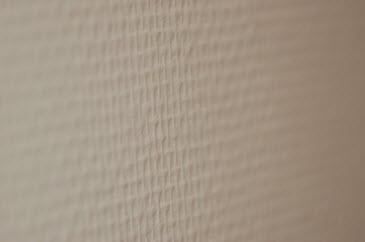 Muren met vliesbehang verven  Werkspot