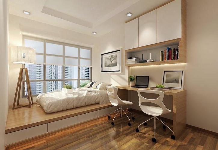 Slaapkamer houten platform maken  Werkspot