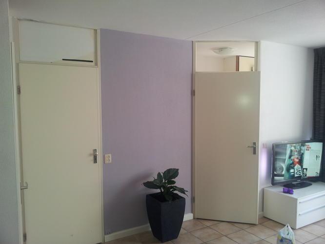 Stalen kozijnen vervangen en muren stucen  Werkspot