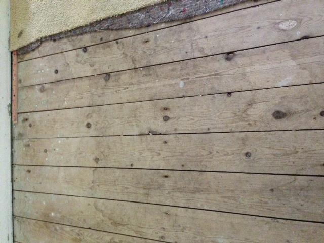Vurenhouten vloer schuren en lakken  Werkspot