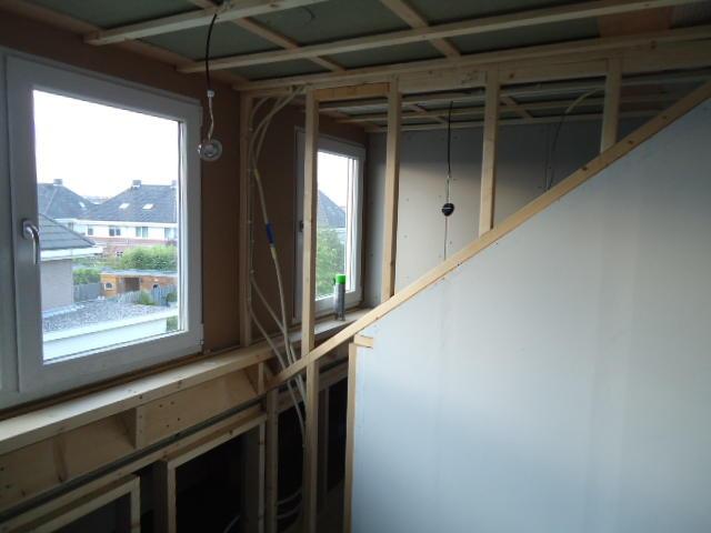 gipsplaten aanbrengen op wand en plafond  Werkspot