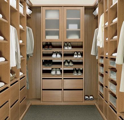 Inloopkast Garderobe kast  Werkspot