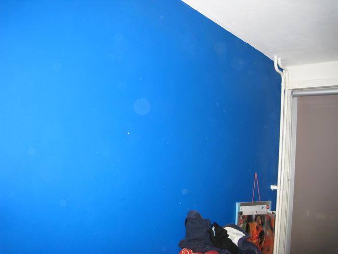schilderen 1 muur woonkamer en 2 muren slaapkamer  Werkspot