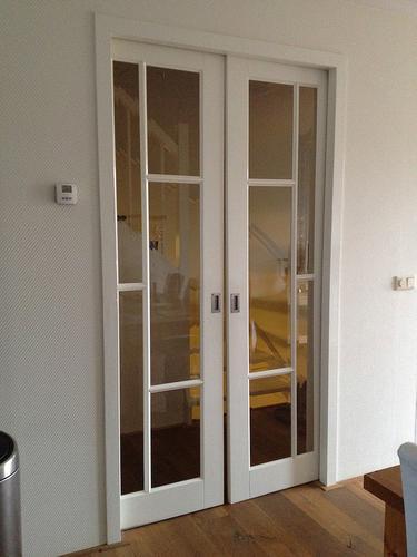 Afstellen schuifdeuren binnenshuis  Werkspot