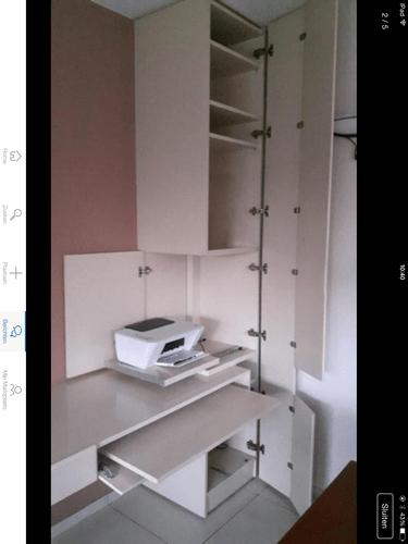 BANZ BORD computermeubel inkorte en plaatsen  Werkspot