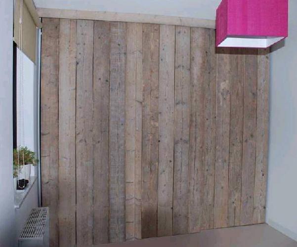 sloophout steigerhout schuifdeuren  Werkspot