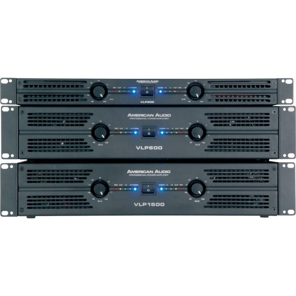 Vlp300 Power Amplifier - Audio Products Group