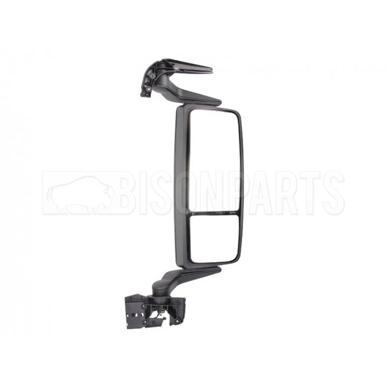 MANUAL TWIN MIRROR HEAD ASSEMBLY PASSENGER SIDE RH