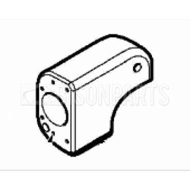 DAF LF55 REPEATER LAMP EXTENSION LH (RUBBER) 1400635